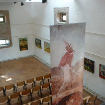 Győrfi András festő-, grafikusművész – A Paradicsomok meghódítása