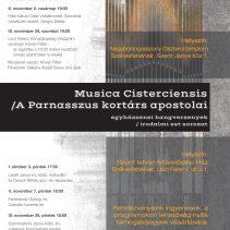 Musica Cisterciensis sorozat