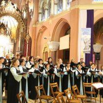 A Veszprémi Liszt Ferenc Kórustársaság hangversenye Zircen