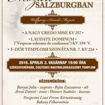 Musica Ciszterciensis – Mozart Szalzburgban